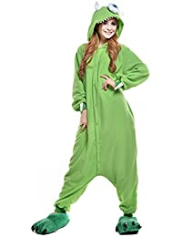 Men S Novelty One Piece Pajamas Amazon Com