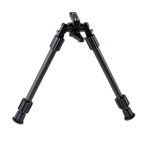 Caldwell Accumax M-Lok KeyMod 9-13 Inch Bipod with Twist Lock Quick-Deployment Legs for Mounting on Long Gun Rifle for Tactical Shooting Range and Sport by Caldwell