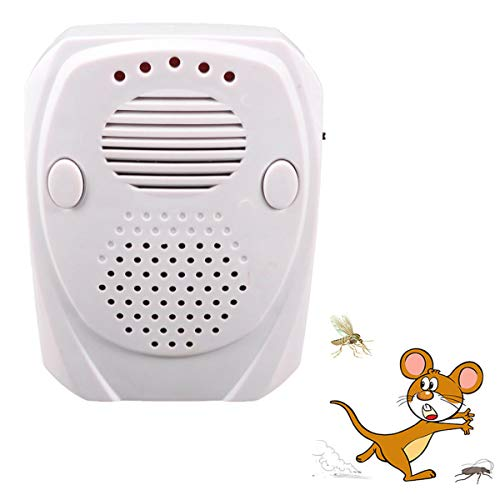 - Ultrasonic Pest Repellent Plug Professional Home Applicance Electronic Indoor Re