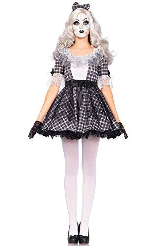 Leg Avenue Women's Pretty Porcelain Doll -