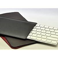 Ceocase for Apple Magic Keyboard 2 (2st Gen 2016 Release) Case New Luxury Slim Sleeve Cover (Black)