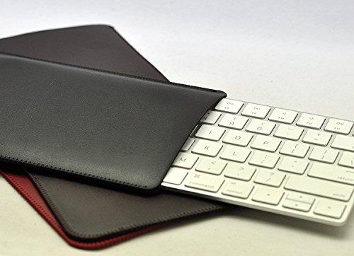 ceocase for Apple Magic Keyboard 2 (2st Gen 2016 Release) Case New Luxury Slim Sleeve Cover ... (Black)