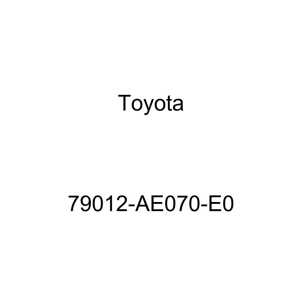 TOYOTA Genuine 79012-AE070-E0 Seat Cushion Cover Sub Assembly