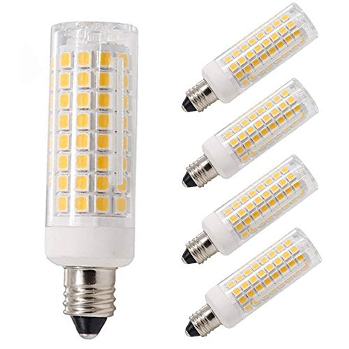 E11 Led All New 102leds E11 Led Bulbs 7 5 Watt 75w