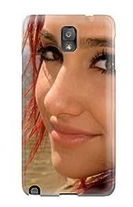 Tpu Case For Galaxy Note 3 With Ariana Grande Ariana Grande