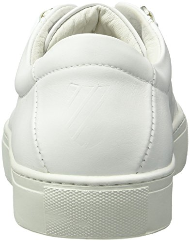 K-Swiss Herren Court Classico Low-Top Weiß (WHITE/OFF White)