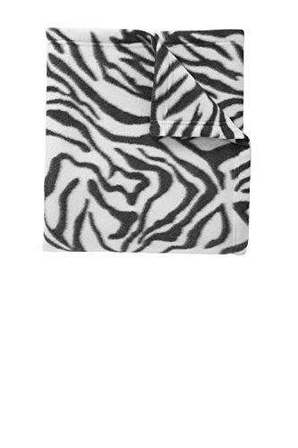 Zebra Print Fleece - 8