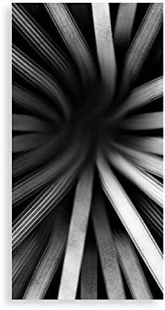 INOV 交差 絵画 アートパネル インテリア 癒しの絵 インテリア装飾絵画 木枠付き 完成品 サイズ40cm×20cm