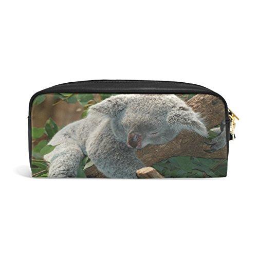 Eslifey Koala - Estuche portátil de piel sintética para ...