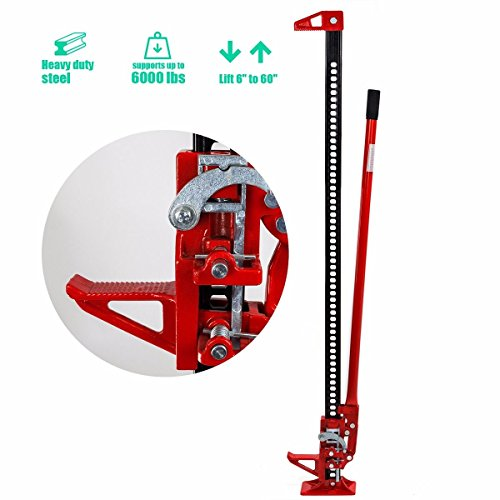 Feed Jack Russell (thegood88 Ratcheting Farm Jack Truck High 60