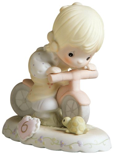 Age 6 Figurine (Precious Moments Growing In Grace Age 6)