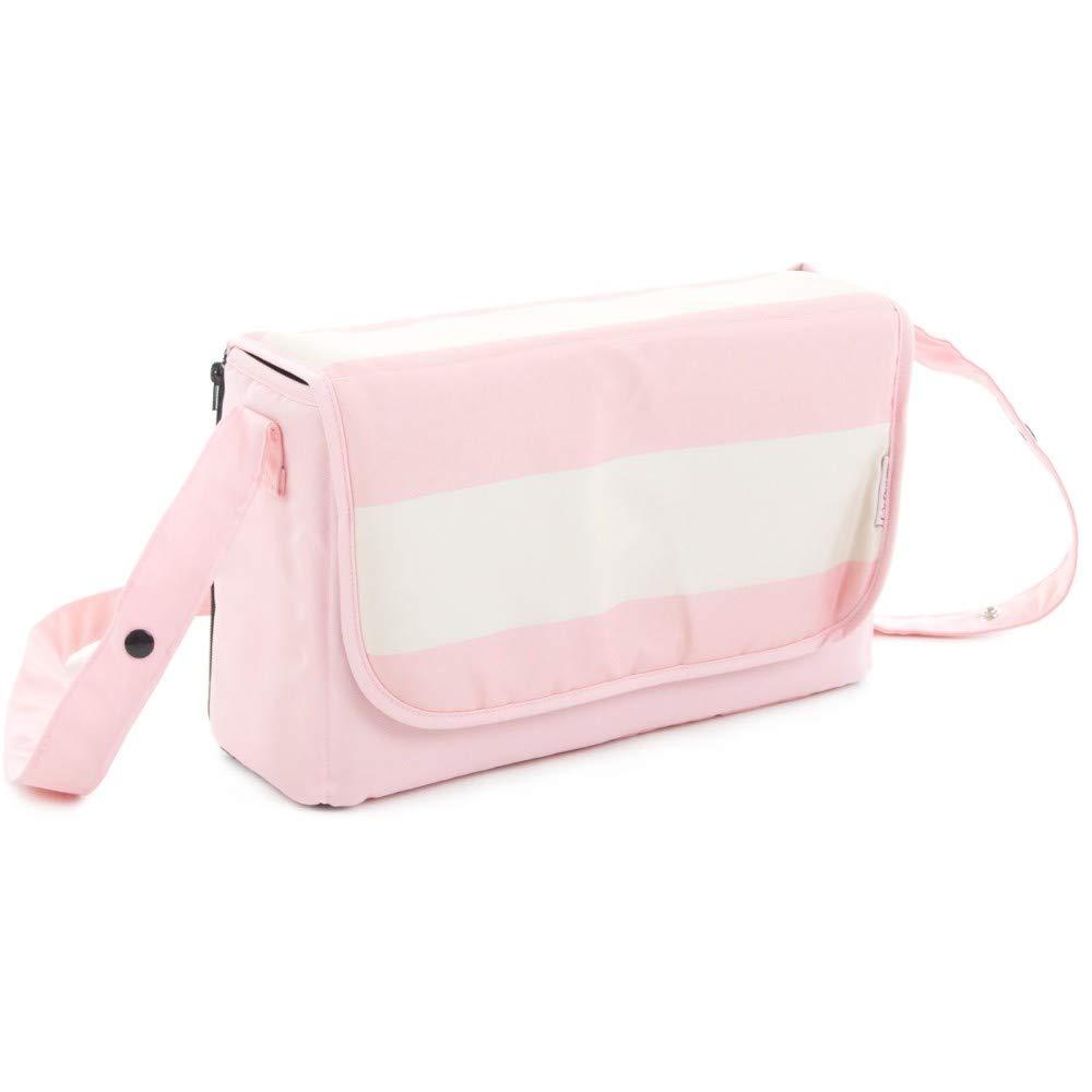 My Babiie Pink Stripes Changing Bag