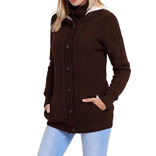 Mock Layer Sweater Vest - 4