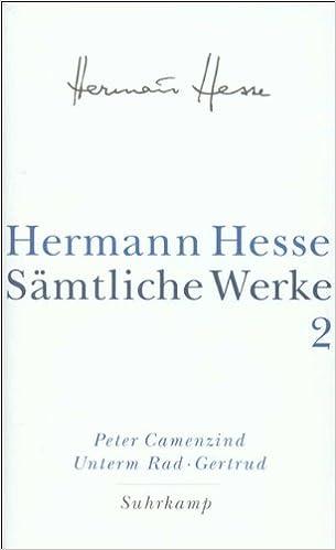 Sämtliche Werke In 20 Bänden Und Einem Registerband Band 2