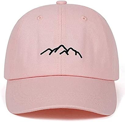 Battle Of The Peak Gorra de Beisbol Mountain Range Bordado Hombres ...