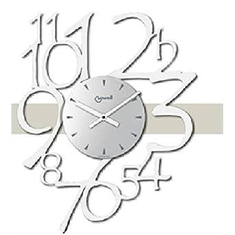 Lowell Wanduhren modern 05829: Amazon.de: Uhren