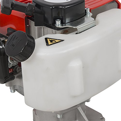 Arksen V Type 52cc 2 Stroke 2hp Gas Post Hole Digger One