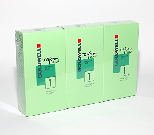 Goldwell Bio Curl Perm 1 - Pack of 3