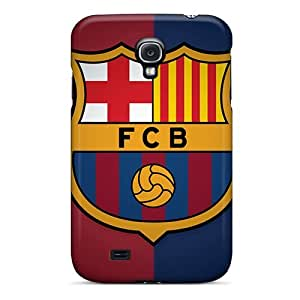 Hot pc Cover Case For Galaxy/ S4 Case Cover Skin - Barcelona