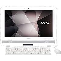 """MSI PRO 22E 7M-074XTR 21.5"""" Hepsi Bir Arada Masaüstü Bilgisayarı, Intel Core i3, 4 GB RAM, 1 TB HDD, FreeDOS"""