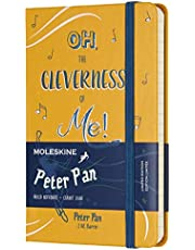 Moleskine Limited Edition Pocket Ruled Notebook, Peter Pan, Peter Orange Yellow