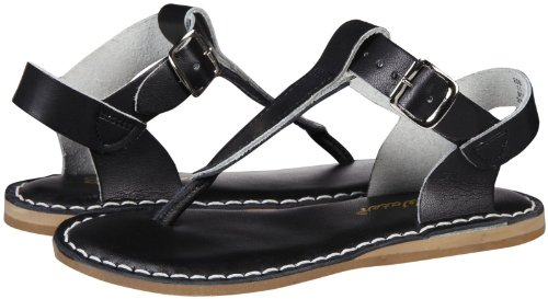 Salt Water Style 200 T-Thong Sandal,Black,1 M US Little Kid (Salt Water Sandal For Women compare prices)