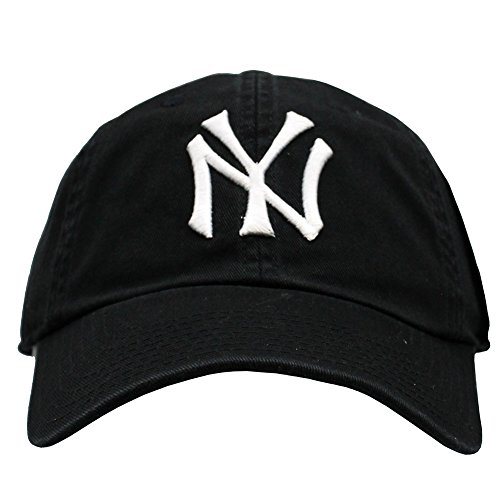American Needle New York Yankees Ballpark Hat in Black (Yankees American Needle)