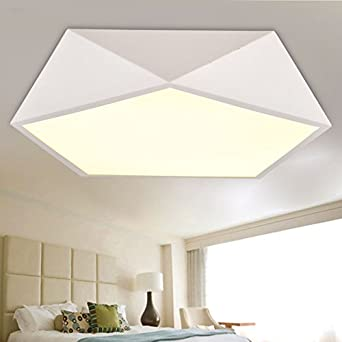 Plafón recibidor gris LED dormitorio sustancia salón