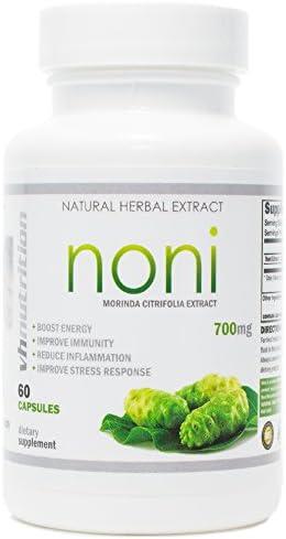 Capsules Morinda citrifolia Extract Supply product image