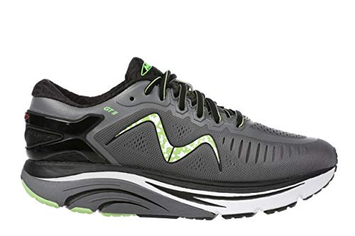 MBT USA Inc Men's GT 11 Grey/Green Endurance Running Sneakers 702023-1090Y Size 9.5