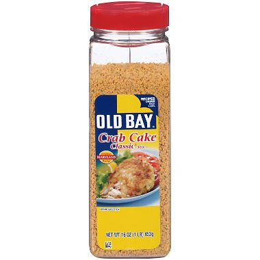 (Old Bay Seasoning Crab Cake Classic Mix 16 oz. A1)