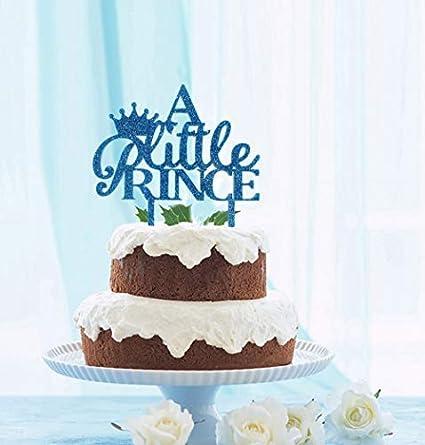 Amazon.com: Adorno para tartas con corona, para bodas ...