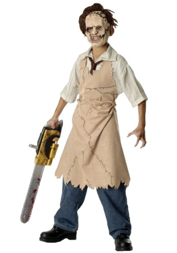 Leatherface Child Costume