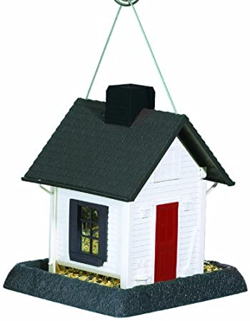 North States 9085 Blue Cottage Birdfeeder North States Industries 9085M