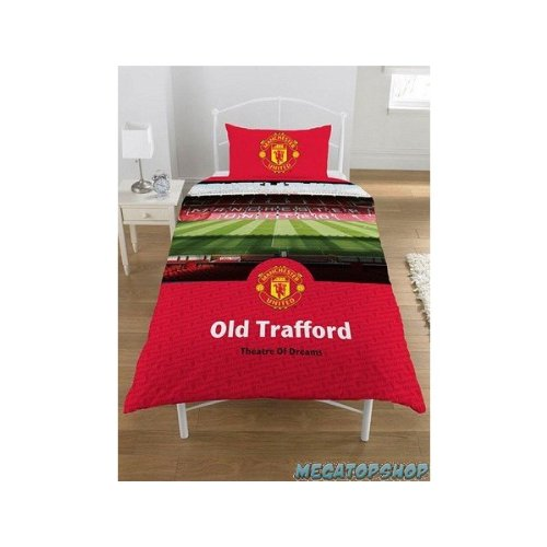Manchester United Man Utd Football Mufc Single Bed Duvet Quilt Cover Bedding Set Buy Online In Armenia Man United Products In Armenia See Prices Reviews And Free Delivery Over 33 000 դր Desertcart