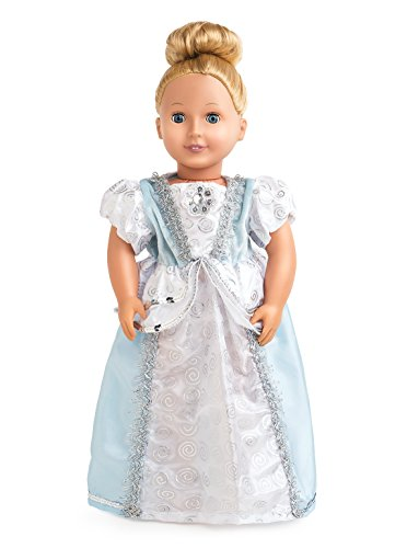 Little Adventures Cinderella Matching Doll Dress