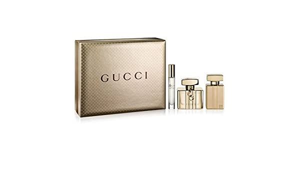db922cfca Amazon.com : GUCCI - Premiere For Women Gift Set (EDP+BL+EDP Travel Spray)  : Beauty Products : Beauty