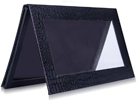 FTXJ Empty Magnetic Makeup Palette Case Eyeshadow Lip Gross Powder Panel Organizer (18.3CM13CM1.2CM)