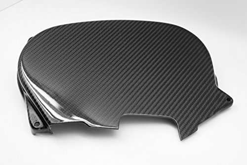 Autobahn88 Carbon Fiber Cam Pulley Cover, for Mitsubishi Lancer Evolution EVO 5 6 7 8 CP9A CT9A 1998-2005
