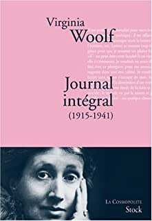 Journal intégral : 1915-1941 [5 CDs], Woolf, Virginia