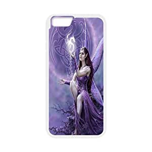 Elegant angels in the sky series protective cover For Apple Iphone 6 Plus 5.5 inch screen Cases p-oei-7s53765