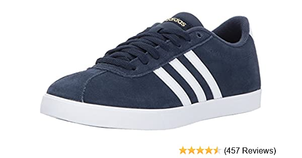 best sneakers 52507 304b3 Amazon.com  adidas Womens Courtset Sneaker  Shoes