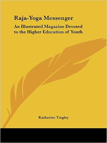 Amazon.com: Raja-Yoga Messenger: An Illustrated Magazine ...