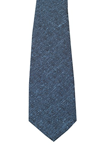 CL - TOM FORD Patterned Blue Tie In Silk by TOM FORD - CL