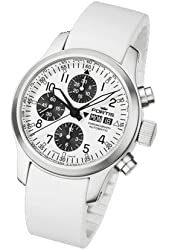 Fortis Mens Watch Aviation B-42 Flieger Automatic Chronograph 635.10.72 Si02