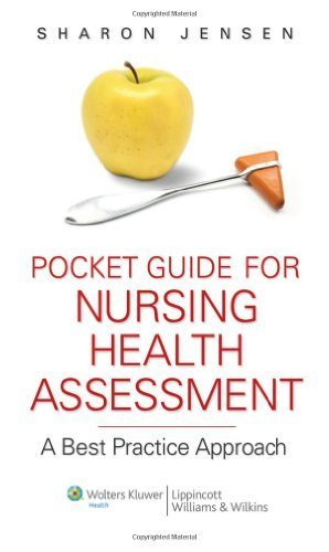 Pocket Guide for Nursing Health Assessment: A Best Practice Approach by Sharon Jensen MN RN (2010-10-25) (Pocket Guide For Nursing Health Assessment A Best Practice Approach)