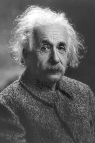 New 5x7 Photo: Renown Theoretical Physicist Albert Einstein