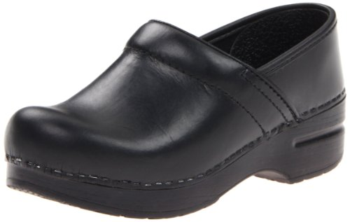 Dansko Professional Narrow Clog Black tUYhLCnX