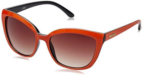 Idee Wayfarer Sunglasses (Orange) (S-1840|C6)