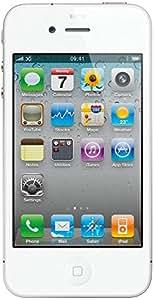 Apple iPhone 4 Unlocked Cellphone, 8GB, White